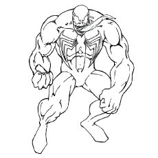 70783664bfa579bbec5ae3472520b009 » Venom Spiderman Coloring Pages