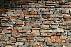 Natural Stone – Bay Fieldstone Ledge Wallstone