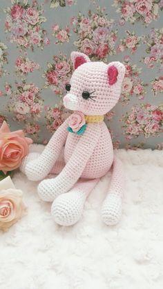 고양이 인형 만들기.과정샷,도안 : 네이버 블로그 Hand Knitting, Teddy Bear, Toys, Crochet, Blog, Animals, Cat Things, Dolls, Amigurumi
