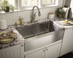 Copeland Farmhouse Kitchen Sink