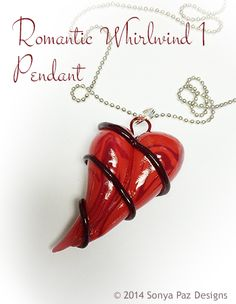 Romantic Whirlwind 1 – Pendant www.sonyapaz.com