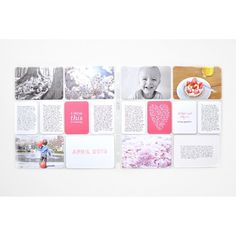 """""""It alwas feels good to complete a layout, especially when it holds some of my favorite photos! I chose to use some bright colored cards and (no surprise) white cardstock. #Projectlife #ProjectlifeNL #kiwiedition #studiocalico"""" Photo taken by @steffievandenakker on Instagram, pinned via the InstaPin iOS App! http://www.instapinapp.com (05/04/2015)"""