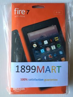 """All-New Amazon Fire 7 Tablet with Alexa, 7"""" Display, 8 GB, Black  Special Offers https://qdiz.com/?p=2844"""