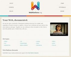 Aleluya… Habemus Papam…Parece que por fin tendremos un standards web de verdad | Menudos Trastos