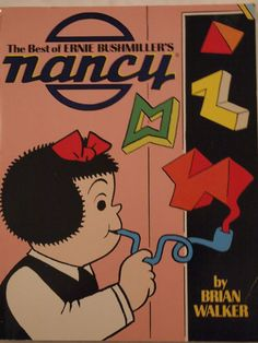 Best of Ernie Bushmiller's Nancy Comic Strip Form of Sluggo Nancy Brian Walker 0805009256 | eBay