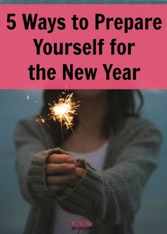 One year's ending, another beginning and you need to prepare. Here are 5 ways to prepare yourself for the new year! #KeenForTheHolidays #ad via @missmillmag