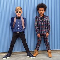 Though their chances were slim, Quinoa generously invited Sauté and Gouda to bring their A-game and join the lineup of potential dates for the preschool prom. Cute Fashion, Boy Fashion, Best Bud, Stylish Kids, Dress For Success, Toddler Preschool, Well Dressed, Little Boys, Cool Kids