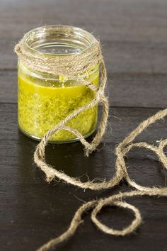 Salsa pesto thermomix Sauce Recipes, Gourmet Recipes, Mexican Food Recipes, Cooking Recipes, Healthy Recipes, Salsa Pesto, Pesto Sauce, Chutney, Sauces