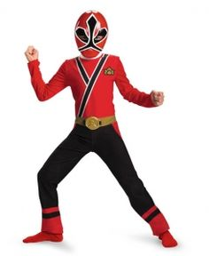 Power Ranger Costume - Kids Costumes- Xander's 2013 mask to pair with the Bakugan suit. ;-)