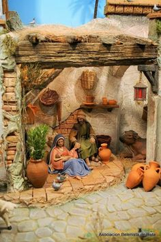 1 million+ Stunning Free Images to Use Anywhere Christmas Village Display, Christmas Nativity Scene, Christmas Villages, A Christmas Story, Nativity Scenes, Christmas Crib Ideas, Christmas Crafts, Merry Christmas, Christmas Decorations