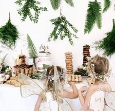 #partyideas #kidsparties #woodlandparty