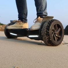 New Smart OFF-ROAD85 for hoverboard is on the listed with US$599.00 ONLY