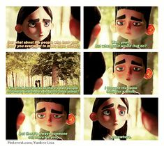 ParaNorman...I really liked this movie.  Good for older kids, sent a great message that they could actually understand!