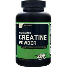 Get faster gains in lean muscle mass! OPTIMUM NUTRITION Micronized Creatine Powder 150 grams #OPTIMUMNUTRITION