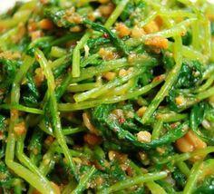 Seaweed Salad, Green Beans, Vegetables, Ethnic Recipes, Food, Essen, Vegetable Recipes, Meals, Yemek