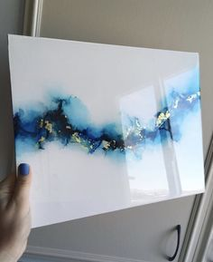 Artist Share Their Alcohol Ink Tips – Happily Ev. - Artist Share Their Alcohol Ink Tips – Happily Ev. Alcohol Ink Crafts, Alcohol Ink Painting, Alcohol Ink Art, Alcohol Inks On Glass, Pour Painting, Acrylic Pouring Art, Acrylic Art, Doodle Drawing, Drawing Artist