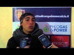 Intervista al portiere Grillo   Sito ufficiale SSD Città di Campobasso