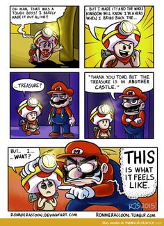 Toad Turnabout