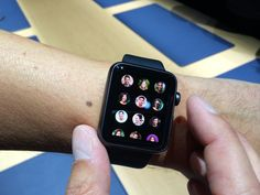 The Apple Watch will launch in early 2015.