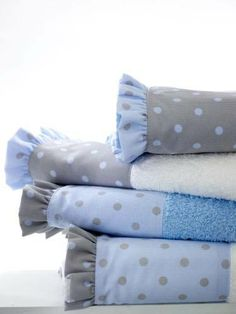 Dish Towels, Hand Towels, Tea Towels, Bolster Pillow, Throw Pillows, Embroidered Towels, Chic Bedding, Bath Towel Sets, Guest Towels