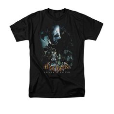 Batman Arkham Asylum - Five Against One Adult Regular Fit T-Shirt