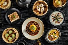 Mott 32 dim sum and House of Blues drag queens add to the Las Vegas brunch scene in 2020 - Eater Vegas Brunch Menu, Brunch Recipes, New Recipes, Brunch Food, Las Vegas Brunch, Fried Mashed Potatoes, Pickled Mustard Greens, Bottomless Brunch, Rice Vermicelli