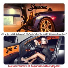 Luxurious exotic cars and sexy girls  https://www.pinterest.com/SuperiorWrapz/