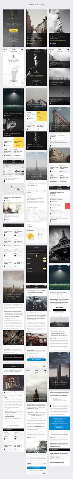 Introducing NÓRTH, an extensive iOS UI Kit, Handcrafted high quality detail design ready to use for your next app or prototypes. NÓRTH contains 80+ handcrafted retina ready iOS screens in 5 categories fully editable & customizable, ready to use for your n…