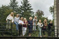 Nieuwe foto's prinses Beatrix met familie - Blauw Bloed