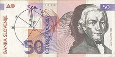 Slovenia 50 tolarjev currency of Slovenia Slovenian banknotes 50 tolarjev 1992 Series, issued by the Bank of Slovenia (Banka Slove. Slovenia, 50th, Coins, Banknote, Shakespeare, Florence, Wealth, Pictures, Country