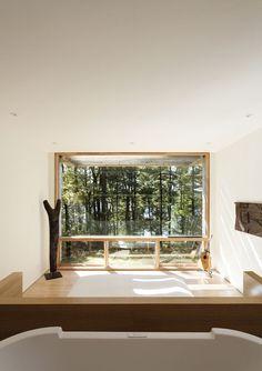 Northern Muskoka, Canada Carling Residence TACT Architecture