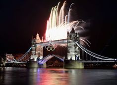 Tower Bridge has looked particularly spectacular over the last few months - especially during the London 2012 Opening Ceremony!