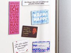 Küchendeko - kreative Ideen zum Selbermachen - kuechendeko-magneten