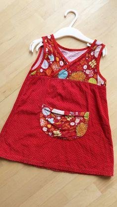 Kleidchen für den Herbst in Cord... Schnitt: Lieblingskleidchen von Erbsenprinzessin