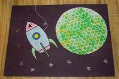 Raketa a planeta