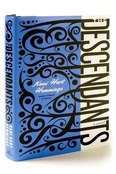 The Descendants - book cover byde Vicq