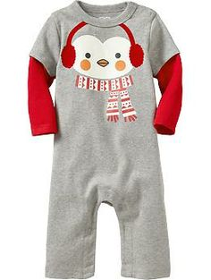 2-in-1 Graphic One-Pieces for Baby | Old Navy