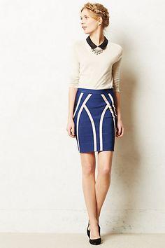 Causeway Pencil Skirt