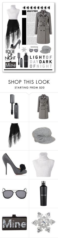 """Light of Day, Dark of Night.... Edge of Night"" by conch-lady ❤ liked on Polyvore featuring mode, Bobbi Brown Cosmetics, Phase Eight, Rodarte, Nine West, Christian Louboutin, Baja East, Diesel, Root7 et Edie Parker"