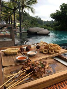 Le Jungle Fish, oasis de verdure à Bali