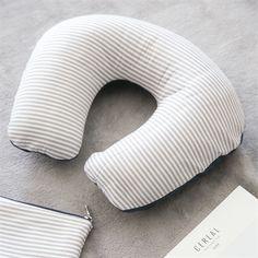 [캐리에이트] 포근한 에어 포켓형 목베개