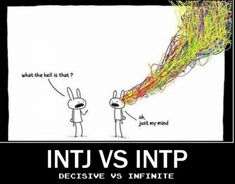 INTP struggles in this world, from dating, to interacting with others, to spaceships, and goblins, and some of these things are not true, but which??