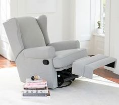 Upholstered Chairs, Glider Chairs & Nursing Chairs | Pottery Barn Kids
