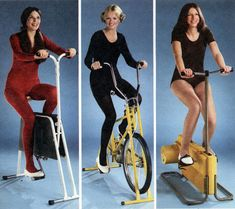 vintage Exercise+Equipment
