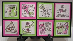 Girlfriends Accessories Index by galleryindex - Cards and Paper Crafts at Splitcoaststampers