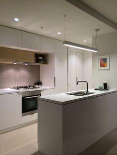 Zunica Design, Melbourne. Precinct Apartments, Abbotsford for Salvo Property Group.