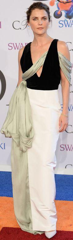 Kerri Russell at the CFDA Awards 2014