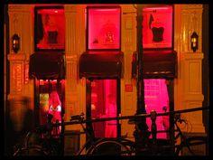 Red Light District: Amsterdam, Netherlands
