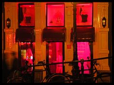 Red Light District: Amsterdam, Netherlands