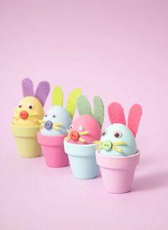 Easy Easter Crafts for Kids #Easter